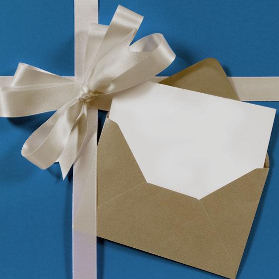 Create Gift Vouchers
