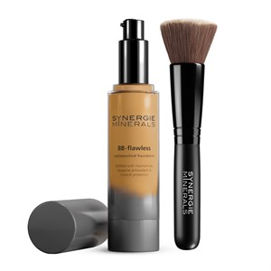 SynergieMinerals BB Flawless plus Air Brush Bundle