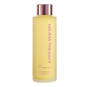 Waterlily Aroma Therapy LOVE Body & Bath Serum 100ml