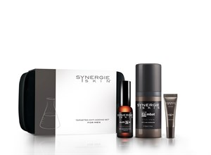 Synergie Targeted Anti-ageing Kit For Men
