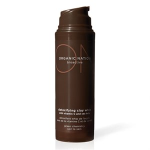 OrganicNation Detoxifying Clay Whip 150ml