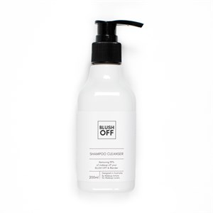BlushOff Shampoo Cleanser 200ml