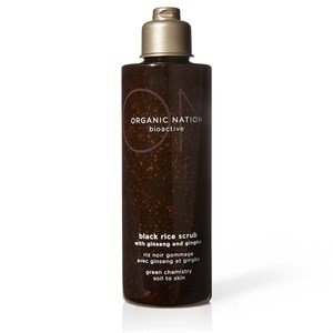OrganicNation Black Rice Scrub 150ml