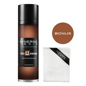Synergie Biocleanse 120ml (BONUS Gentle X-Fol Cloth inside Box)