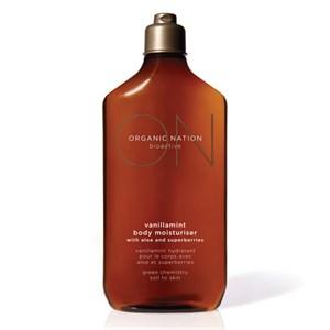 OrganicNation Vanillamint Body Moisturiser 350ml