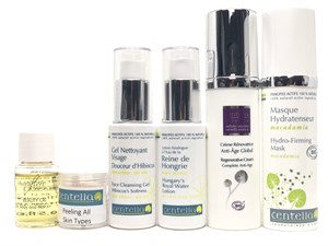 Centella DIY Home Facial - Anti-Ageing Edition