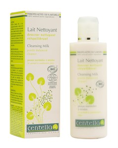 Centella Cleansing Milk (Normal to Dry skin) 200ml