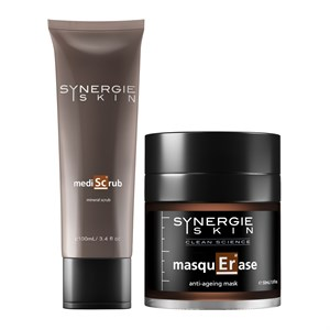 Synergie Weekender Home Treatment Bundle for Dry Skin