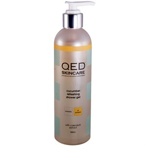 QED Cucumber Refreshing Shower Gel 300ml