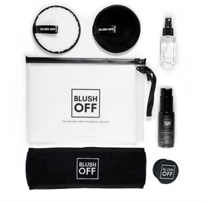 BlushOff The Travel Kit - Black Head Band