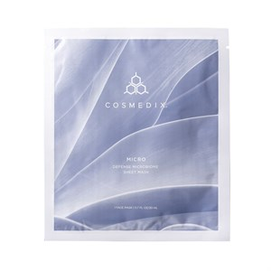 Cosmedix Micro Defense Microbiome Sheet Mask (Single Mask)