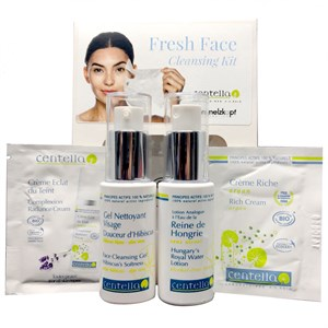 Centella Fresh Face Cleansing Kit
