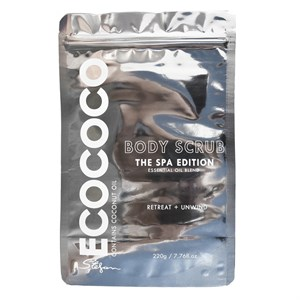 ECOCOCO Spa Edition Body Scrub 220g