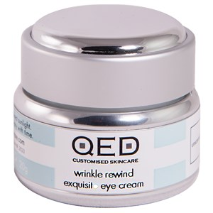 QED Wrinkle Rewind Exquisite Eye Cream 20g