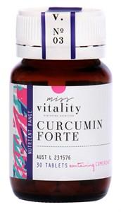 MissVitality Curcumin Forte