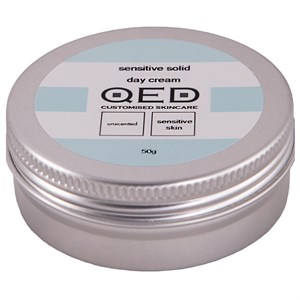 QED Sensitive Solid Day Cream 50g