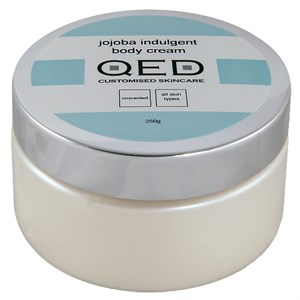 QED Jojoba Indulgent Body Cream 250ml