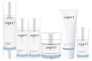 Aspect Anti-ageing Solution Bundle - Dry Skin