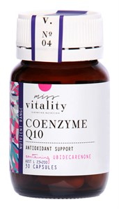 MissVitality Coenzyme Q10