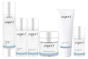 Aspect Anti-ageing Solution Bundle - Normal/Oily Skin