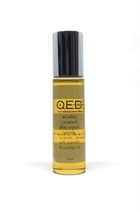 QED Wrinkle Rewind Skin Repair Serum 10ml Rollerball