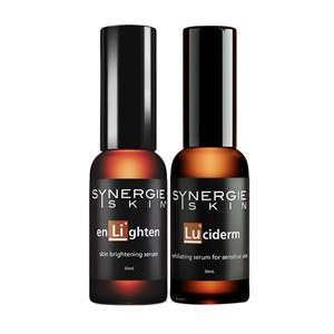 Synergie Enlighten and Luciderm Duo