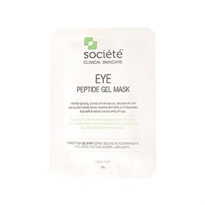 Societe Eye Peptide Gel Mask (Single Mask)