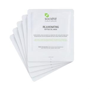 Societe Rejuvenating Peptide Gel Mask (5 Pack)