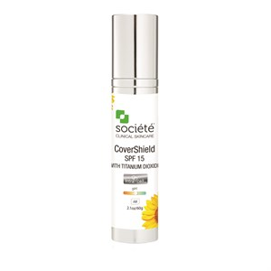 Societe Covershield SPF15 60g