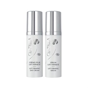 Centella Lift Day Cream plus Lift Firming Serum Bundle