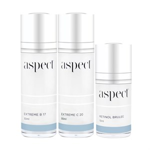 Aspect Extreme B and C plus Retinol Brulee Bundle